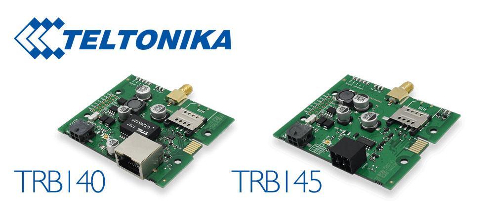 Teltonika TRB board